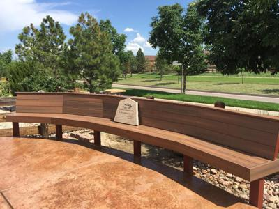CustomBench by Deck Works in Colorado Springs