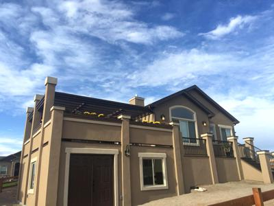 Stucco Deck Addition by Deck Works in Colorado Springs